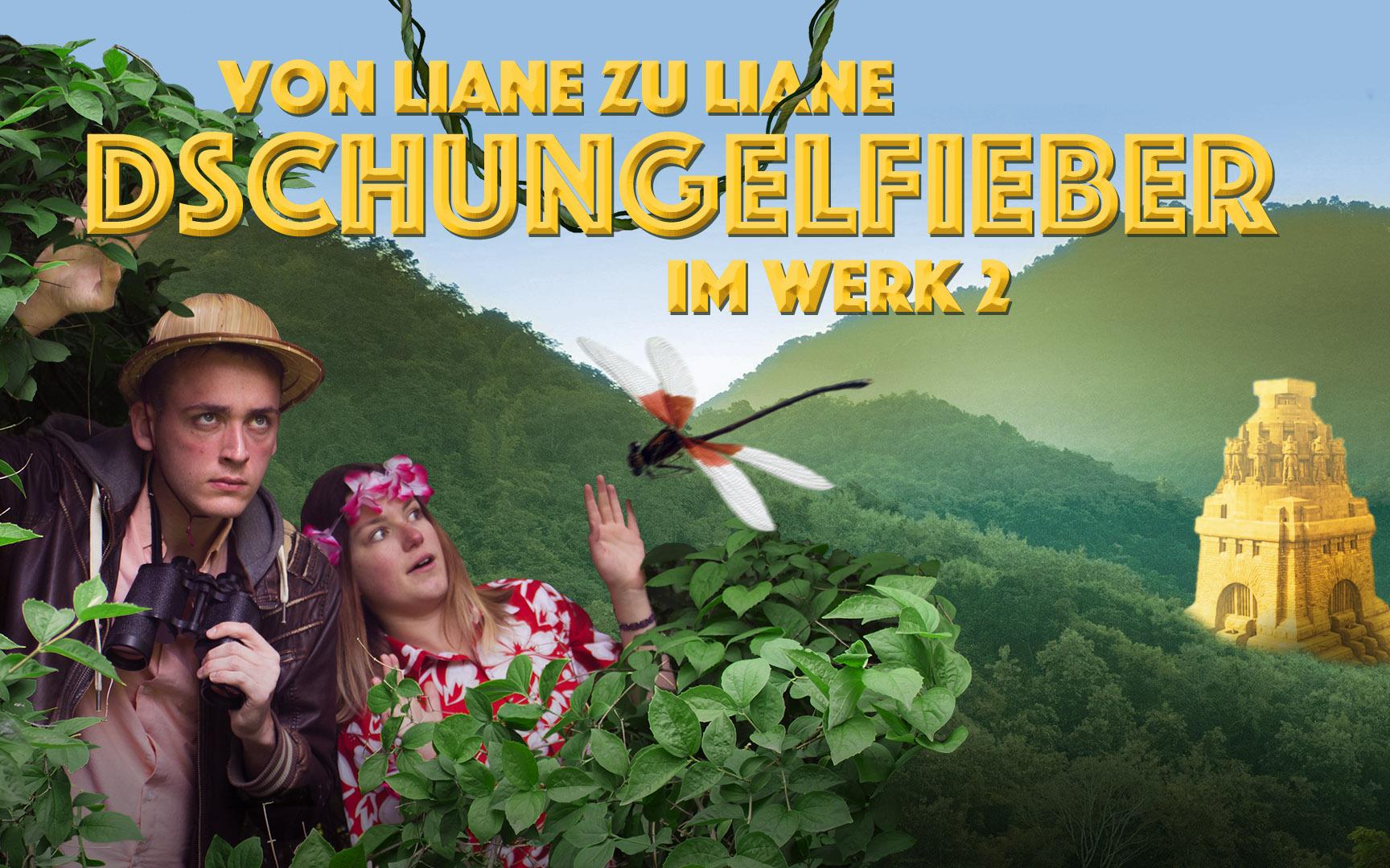 Von Liane zu Liane – Dschungelfieber im Werk 2
